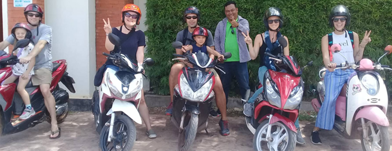 Amazing Motorbike Group Tours