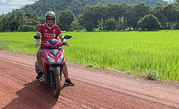 The Countryside Motorbike Tour