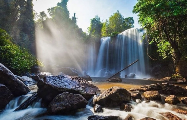Phnom Kulen Adventure